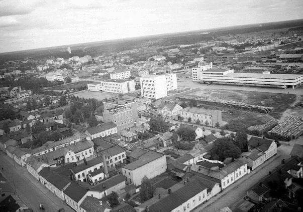 Vappukulkue Oulu